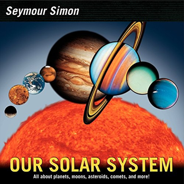 Our Solar System [Paperback] Cover