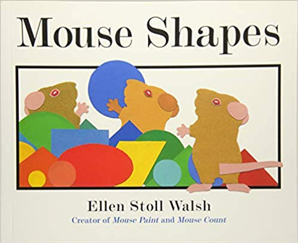 Mouse Shapes [Paperback] Cover
