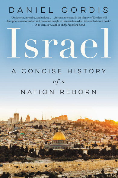 Israel: A Concise History of a Nation Reborn [Hardcover] Cover