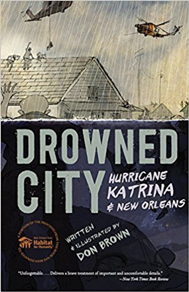 Drowned City: Hurricane Katrina and New Orleans [Paperback] Cover