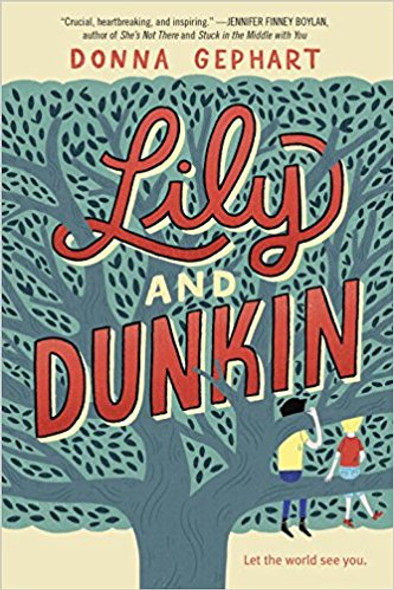 Lily and Dunkin [Hardcover] Cover