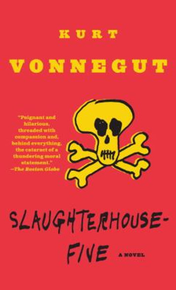 Slaughterhouse-Five Or The Children's Crusade: A Duty-Dance with Death [Mass Market Paperback] Cover
