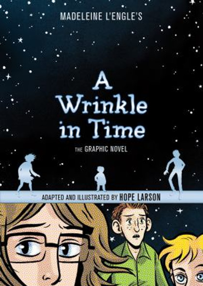 A Wrinkle in Time: The Graphic Novel [Hardcover] Cover