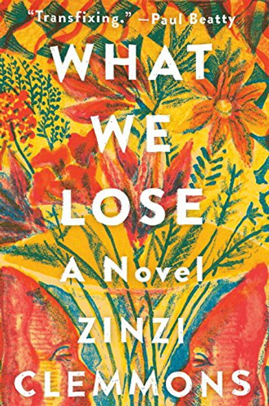 What We Lose [Hardcover] Cover
