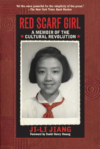 Red Scarf Girl: A Memoir of the Cultural Revolution [Paperback] Cover