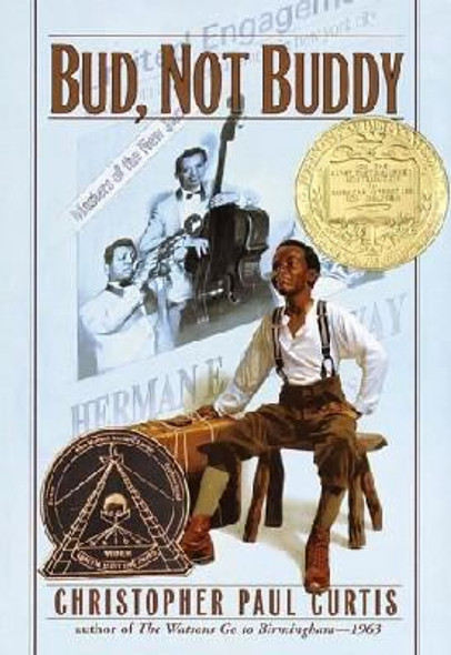 Bud, Not Buddy [Hardcover] Cover