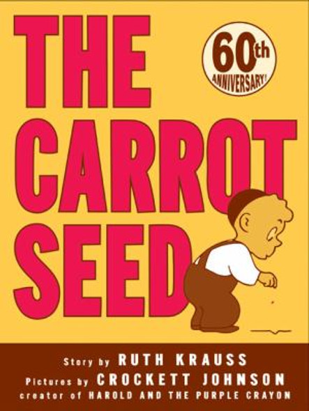 The Carrot Seed [Paperback] Cover