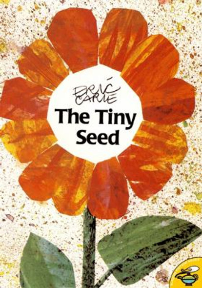 The Tiny Seed [Paperback] Cover