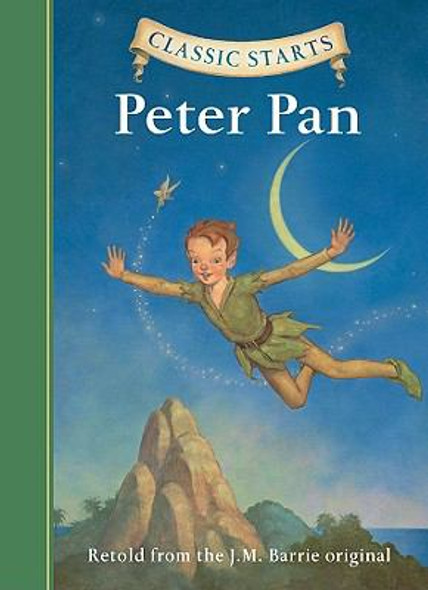 Peter Pan [Hardcover] Cover