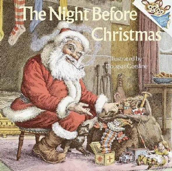 The Night Before Christmas (Abridged) [Paperback] Cover