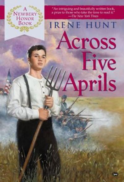 Across Five Aprils [Paperback] Cover
