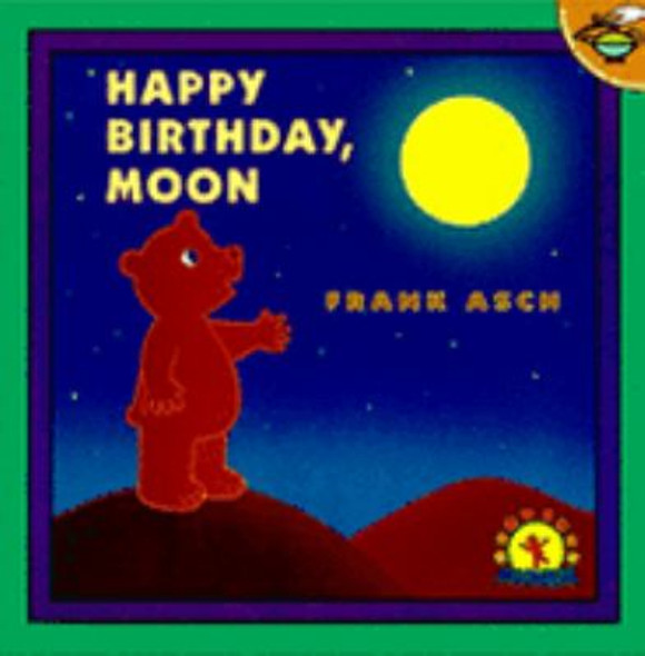 Happy Birthday, Moon [Picture Book] Cover