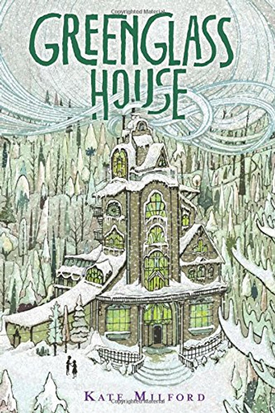 Greenglass House Cover