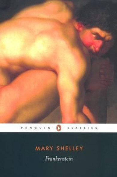 Frankenstein: Or, the Modern Prometheus [Paperback] Cover