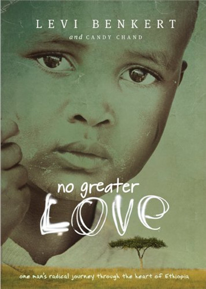 No Greater Love [Paperback] Cover