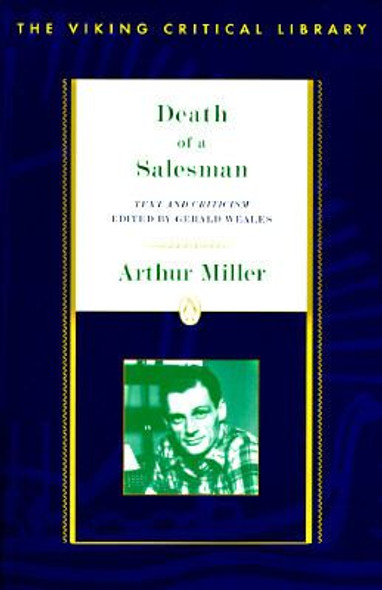 Death of a Salesman [Paperback] Cover