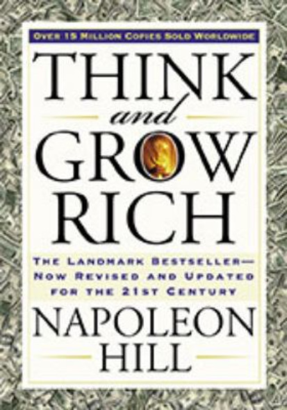 Think and Grow Rich [Paperback] Cover