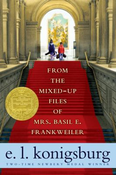 From the Mixed-Up Files of Mrs. Basil E. Frankweiler [Paperback] Cover