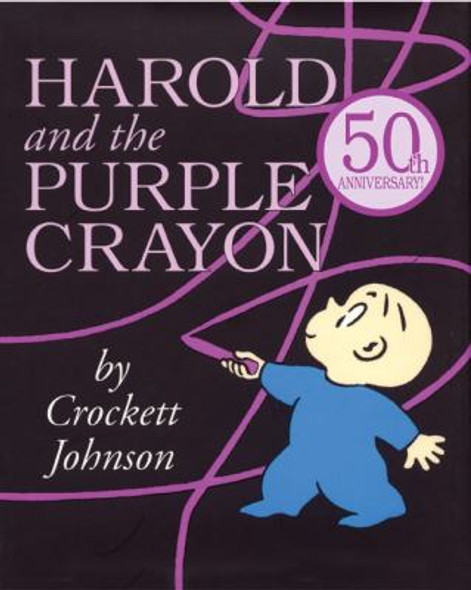 Harold and the Purple Crayon [Paperback] Cover