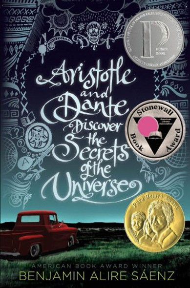Aristotle and Dante Discover the Secrets of the Universe [Hardcover] Cover