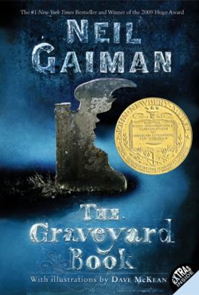 The Graveyard Book [Paperback] Cover