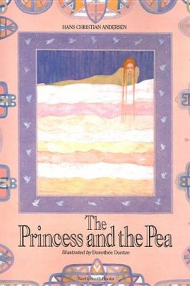 The Princess and the Pea [Paperback] Cover