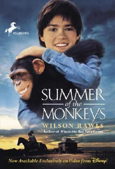 Summer Of The Monkeys (Turtleback School & Library Binding Edition) [Library Binding] Cover
