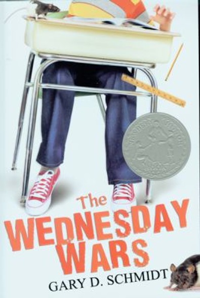 The Wednesday Wars [Paperback] Cover