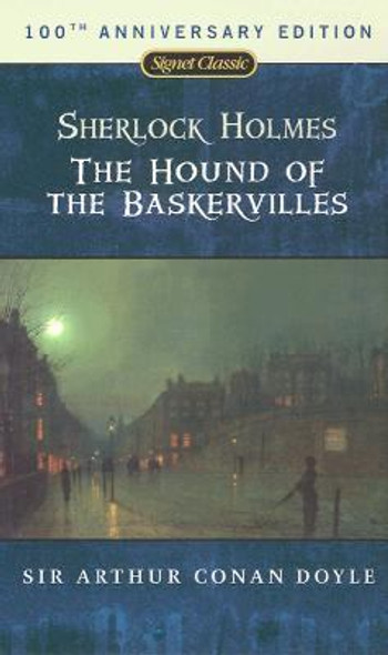 The Hound of the Baskervilles [Paperback] Cover