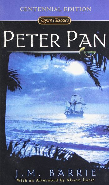 Peter Pan [Mass Market Paperback] Cover