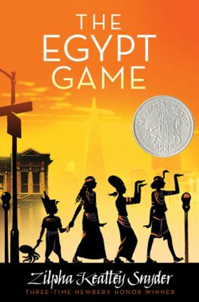 The Egypt Game [Hardcover] Cover