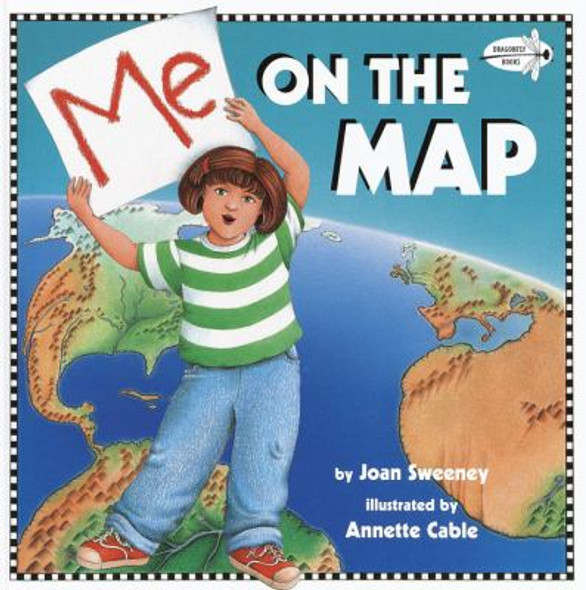 Me on the Map [Paperback] Cover