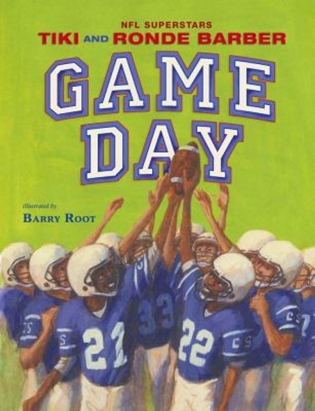 Game Day [Picture Book] Cover