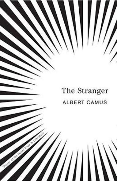 The Stranger [Paperback] Cover