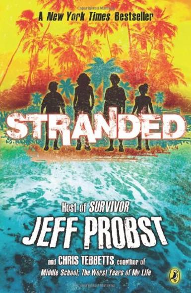 Stranded [Paperback] Cover