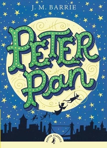 Peter Pan [Paperback] Cover
