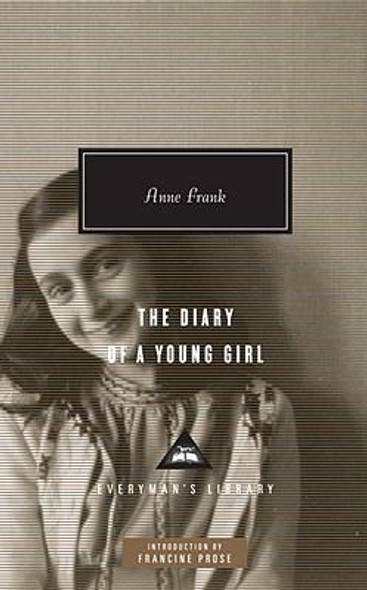 The Diary of a Young Girl [Hardcover] Cover