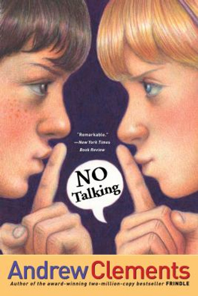 No Talking [Paperback] Cover