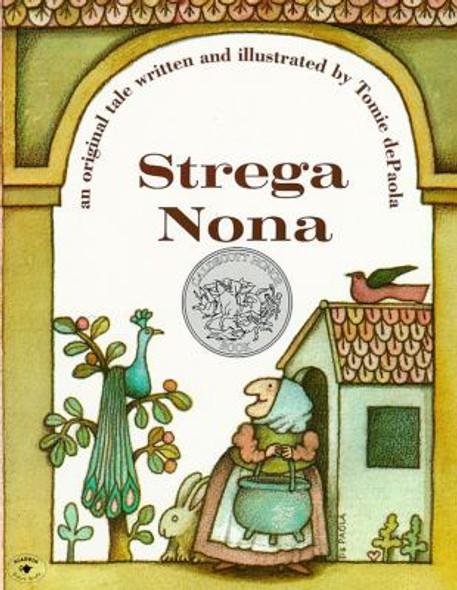 Strega Nona [Paperback] Cover