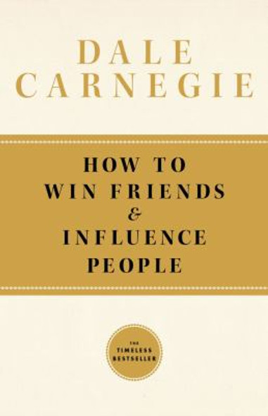 How to Win Friends and Influence People (1st ed.) Cover