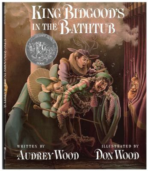 King Bidgood's in the Bathtub [Hardcover] Cover