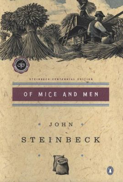 Of Mice and Men [Paperback] Cover