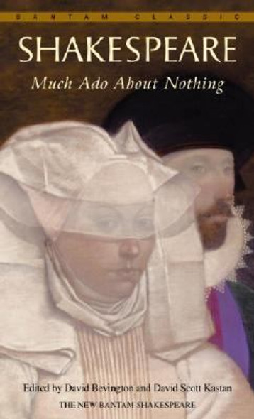 Much Ado about Nothing [Mass Market Paperback] Cover