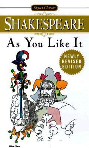As You Like It [Paperback] Cover
