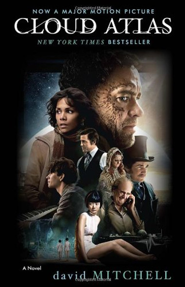 Cloud Atlas [Paperback] Cover