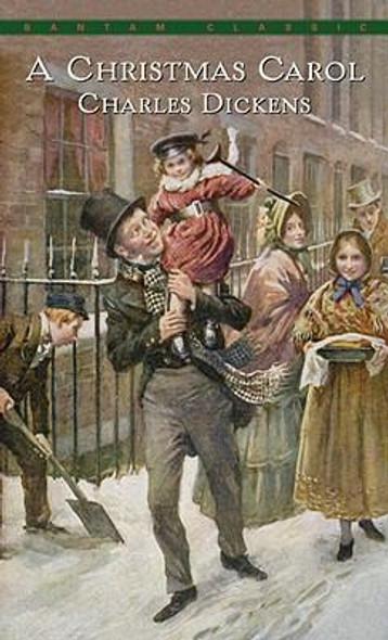 A Christmas Carol [Mass Market Paperback] Cover