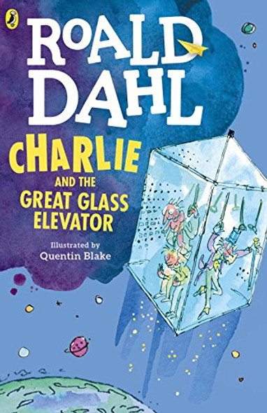 Charlie and the Great Glass Elevator [Paperback] Cover
