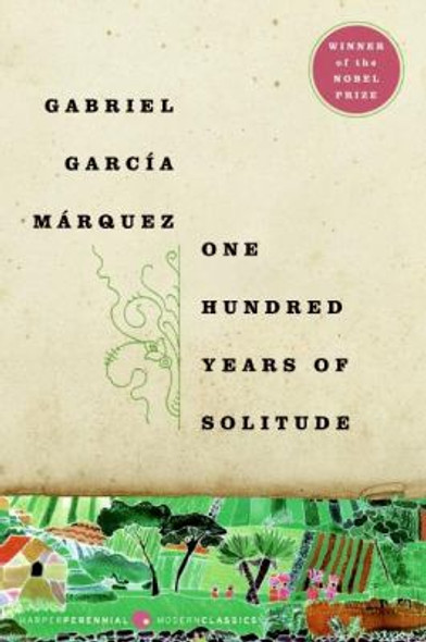 One Hundred Years of Solitude [Paperback] Cover