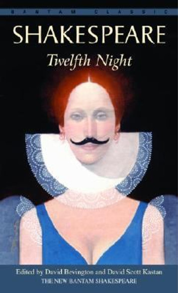 Twelfth Night [Mass Market Paperback] Cover