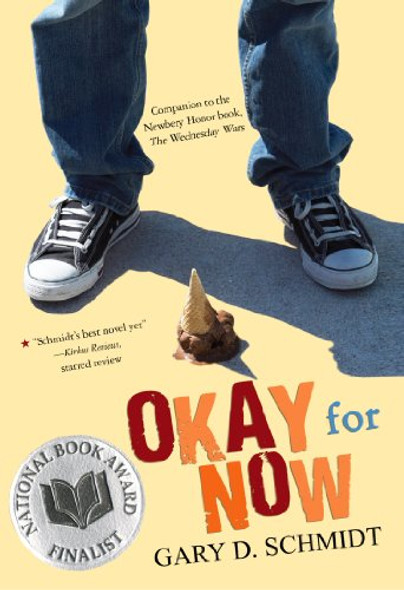 Okay for Now [Paperback] Cover